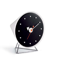 Vitra Modern Cone Desk Clock by George Nelson