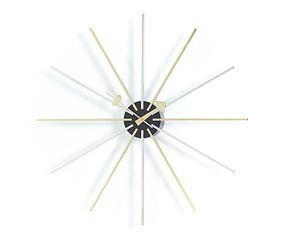 Vitra Modern Star Clock by George Nelson