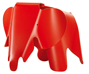 Vitra Modern Eames Elephant by Charles & Ray Eames