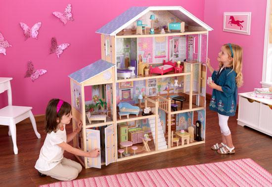 Majestic Mansion Dollhouse