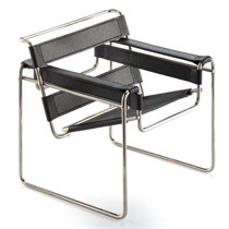 Vitra Miniatures B3 Wassily by Marcel Breuer