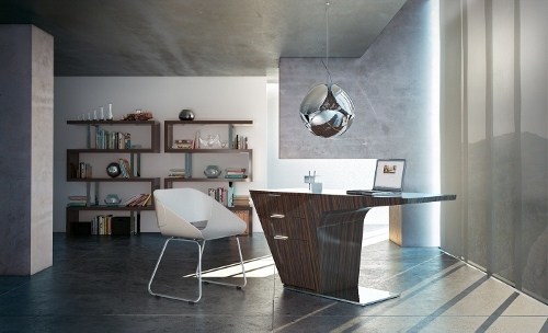 Modern Mercer Desk